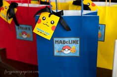 Pokemon-party-favor-bags