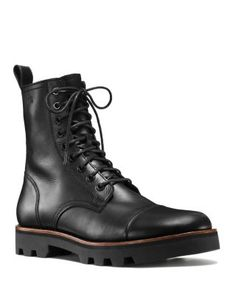 COACH Tompkins Combat Boots   Bloomingdale s Mens Leather Combat Boots,  Mens Lace Up Boots, c889b5b619