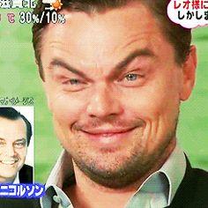 Leonardo DiCaprio Does A Spot-On Jack Nicholson Impression