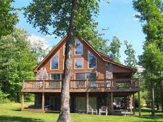 Chalet vacation rental in Swanton from VRBO.com! #vacation #rental #travel #vrbo
