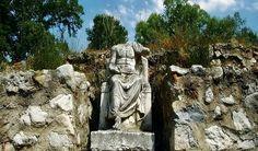 Zeus Hypsistos Dion,Macedonia,Greece