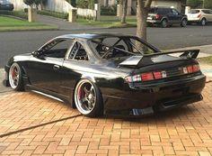 #Nissan #Silvia_S14 #Zenki #Kouki #JDM #Modified