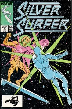 Silver Surfer Volume 3 Issue 3