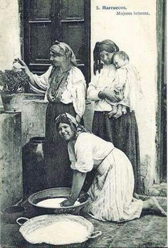La femme juive marocaine