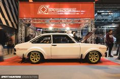 Ford Motorsport, Ford Rs, Ford Sierra, Classic Car Restoration, Ford Capri, Cool Sports Cars, Ford Escort, Performance Cars, Rally Car