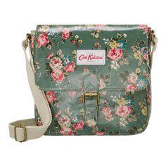 Cross Body Bags | Kingswood Rose Mini Satchel | #CathKidston