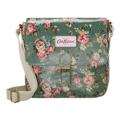 Cross Body Bags | Kingswood Rose Mini Satchel | #CathKidston