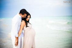 As a photographer, I often capture maternity photos. It is no rare experience to work with a couple on wearing their best.