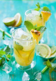 Pineapple Popper #pineapple #cocktail #recipe