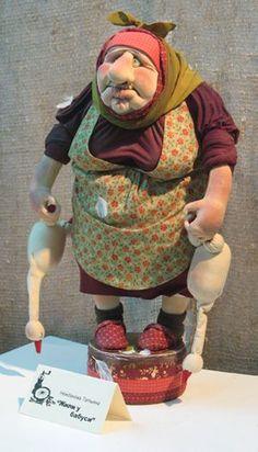 Пермь Галерея кукол - Таня Неждановой: