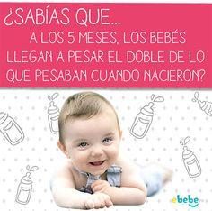 No te preocupes por que suba de peso rápido, es normal! #bebe #mexico #mama #familia