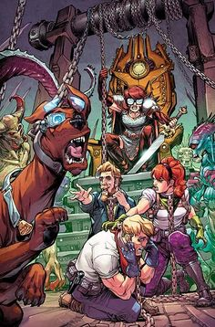 SCOOBY APOCALYPSE #10 Has Content Change, New Story As Artist Goes To REBIRTH Crossover