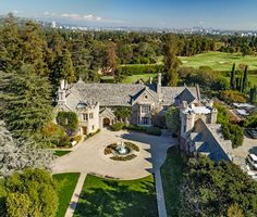 Hugh Hefner's Playboy Mansion has hit the market with a list price of $200 million.