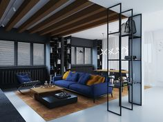 Apartment Switzerland »ZONA Architects (Metaforma Group)