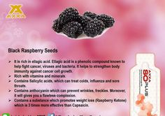 Raspberry Seeds, Salicylic Acid, Vitamins And Minerals, Helping People, Cancer, Healing, Nutrition