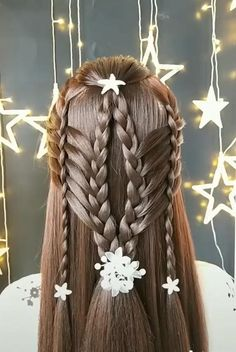 Braids, Buns, and Twists Step by Step Hairstyle Tutorials #amazonaffiliatelink Step By Step Hairstyles, Braided Hairstyles Tutorials, Diy Hairstyles, Hairstyle Ideas, Quince Hairstyles, Front Braids, Hair Upstyles, Front Hair Styles, Braids For Long Hair