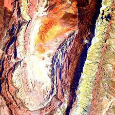 An astronaut's year in space produces some amazing #EarthArt