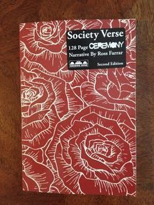 Image of Society Verse 128 Page Book (2nd Edition)