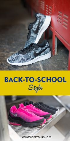 Get Ready For After School Sports With A Brand New Pair Of Kicks Backtoschool