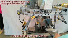 plastic bottle heat transfer machine, heat transfer machine for bottles