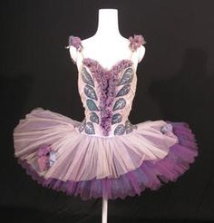 Tutu worn by Vyvyan Lorrayne and Janet Francis as a Maid of Honour in the Prologue of The Royal Ballet revival of 'The Sleeping Beauty' (1946)