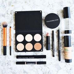 Id Cosmetics... Youngblood Mineral Cosmetics #youngbloodaus