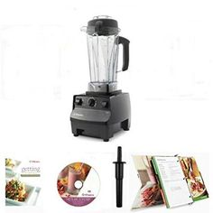 Amazon.com: Vitamix 5200 - 7 YR WARRANTY Variable Speed Countertop Blender with 2 HP Motor and 64-Ounce Jar: Electric Countertop Blenders: Kitchen & Dining