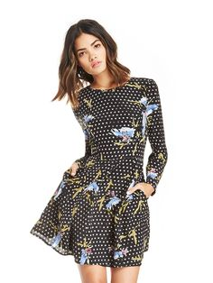 The ONE Dress Style That Flatters Every Body Type via @WhoWhatWear