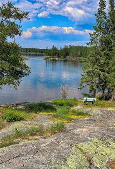 North Saskatchewan River at Pinawa, Manitoba at its' calmest- An addition to my #etsy shop: #instantdownload #scenerydigitalprint #SaskatchewanRiver #photography #PinawaManitoba #wallart landscapewalldecor #natureprint #manitobaphotography