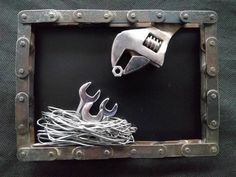 Comforting enabled awesome metal welding projects pop over to these guys Metal Projects, Welding Projects, Metal Crafts, Welding Ideas, Diy Projects, Project Ideas, Carpentry Projects, Blacksmith Projects, Metal Welding