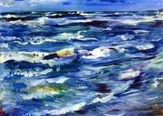 Lovis Corinth Landscapes by BoFransson, via Flickr