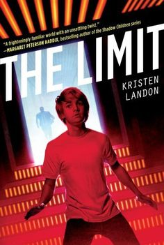 The Limit -LandonAn eighth grade girl was taken today . . . With this first sentence, readers are immediately thrust into a fast-paced thriller that doesn't let up for a moment. In a world not too far removed from our own, kids are being taken away to special workhouses if their families exceed the monthly debt limit imposed by the government. Thirteen-year-old Matt briefly wonders if he might be next, but quickly dismisses the thought. After all, his parents are financially responsible…