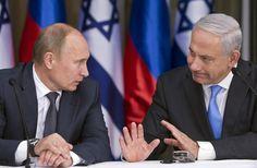 KIBLAT.NET, Tel Aviv – Kamis lalu, PM Israel Benjamin Netanyahu bertamu ke Moskow, dan bertatap muka dengan Vladimir Putin. Kunjungan ini disinyalir berkaitan erat dengan Proses Perdamaian Suriah di Jenewa dan sengketa dataran tinggi Golan di perbatasan Israel-Suriah. Dikutip dari Arabi21, saluran televisi Channel 2 mencatat bahwa dalam kunjungannya, Netanyahu menuntut Putin agar Rusia memainkan …