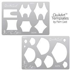 Pam East's QuikArt Bail Templates Bundle 56244-56294