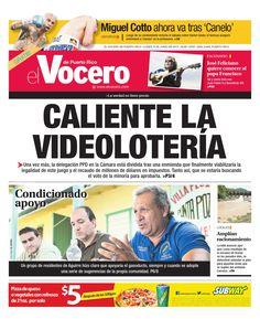 Edición 8 de Junio 2015  El Vocero de Puerto Rico
