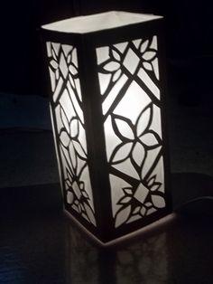 Easy Elven Lamps
