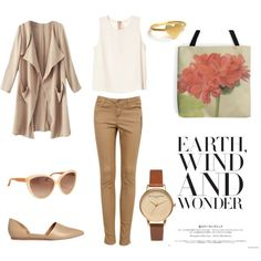 """earth, wind and wonder"" by joanna-pgr on Polyvore"