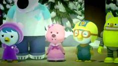 어린이를위한 만화 - 뽀롱 뽀롱 구출 작전 동영상 5기 1 - 화 모두 사이 좋은 친구
