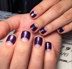 Лунки на ногтях, лунный маникюр