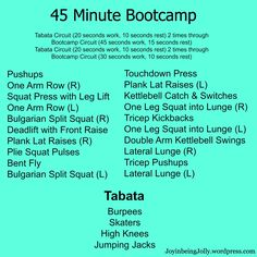 Hiit Workout » Health And Fitness Training