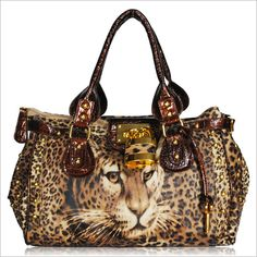 Animal Print Designer Handbags Bing Images Leopard Spots Cheetah Chloe Paddington