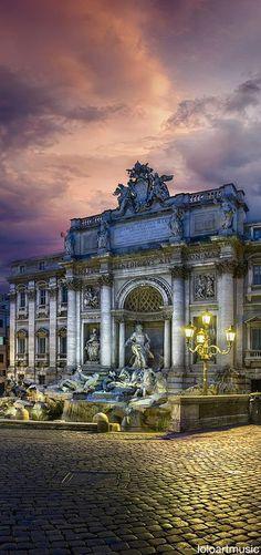 ~25 Cool Photo Trevi Fountain, Rome, Italy | House of Beccaria#