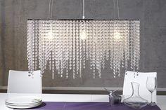 Závesná lampa BRILLIANT Designer, Chandelier, Ceiling Lights, Curtains, Shower, Lighting, Inspiration, Home Decor, Images