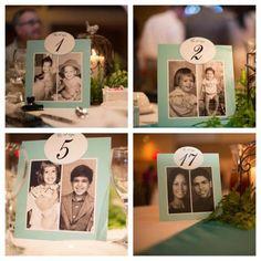 Table Numbers - Weddingbee