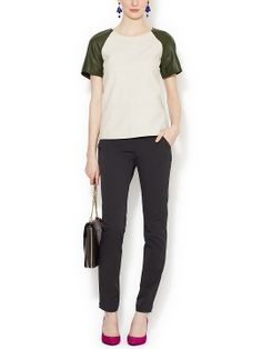 Cadillac Cigarette Pant from Rebecca Minkoff Apparel on Gilt