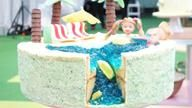 Monique's Pool Cake - The Great Australian Bake Off Pool Party Cakes, Pool Cake, Great Australian Bake Off, Great British Bake Off, Bake Off Recipes, Cake Recipes, Birthday Cake Girls, Birthday Parties, Birthday Ideas