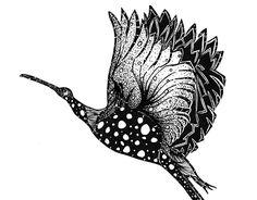 "Check out new work on my @Behance portfolio: ""Tattoo design - Migrator bird"" http://be.net/gallery/43404121/Tattoo-design-Migrator-bird"