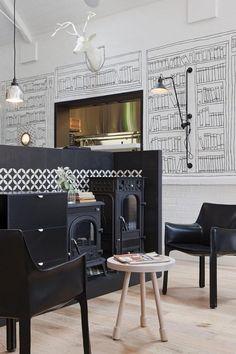 "restaurant | ""the old library"" | sydney, australia."