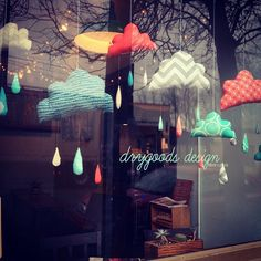 window display - Drygoods Design | Ballard, Seattle