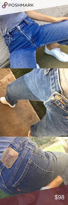 "Vintage Levis 517 reformation rare size 26 Size: 26 Waist: 13"" Rise: 10"" Hips: 17"" Jeans Flare & Wide Leg"